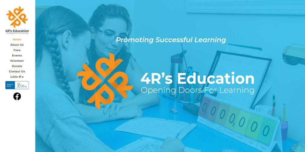 4 R's website